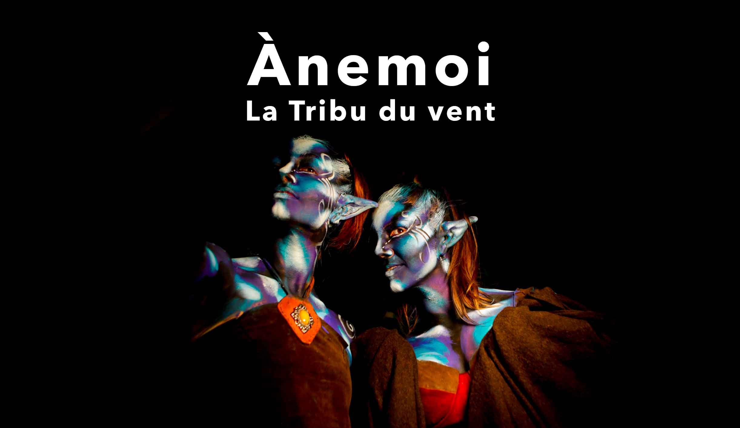 Ànemoi – La tribu du vent