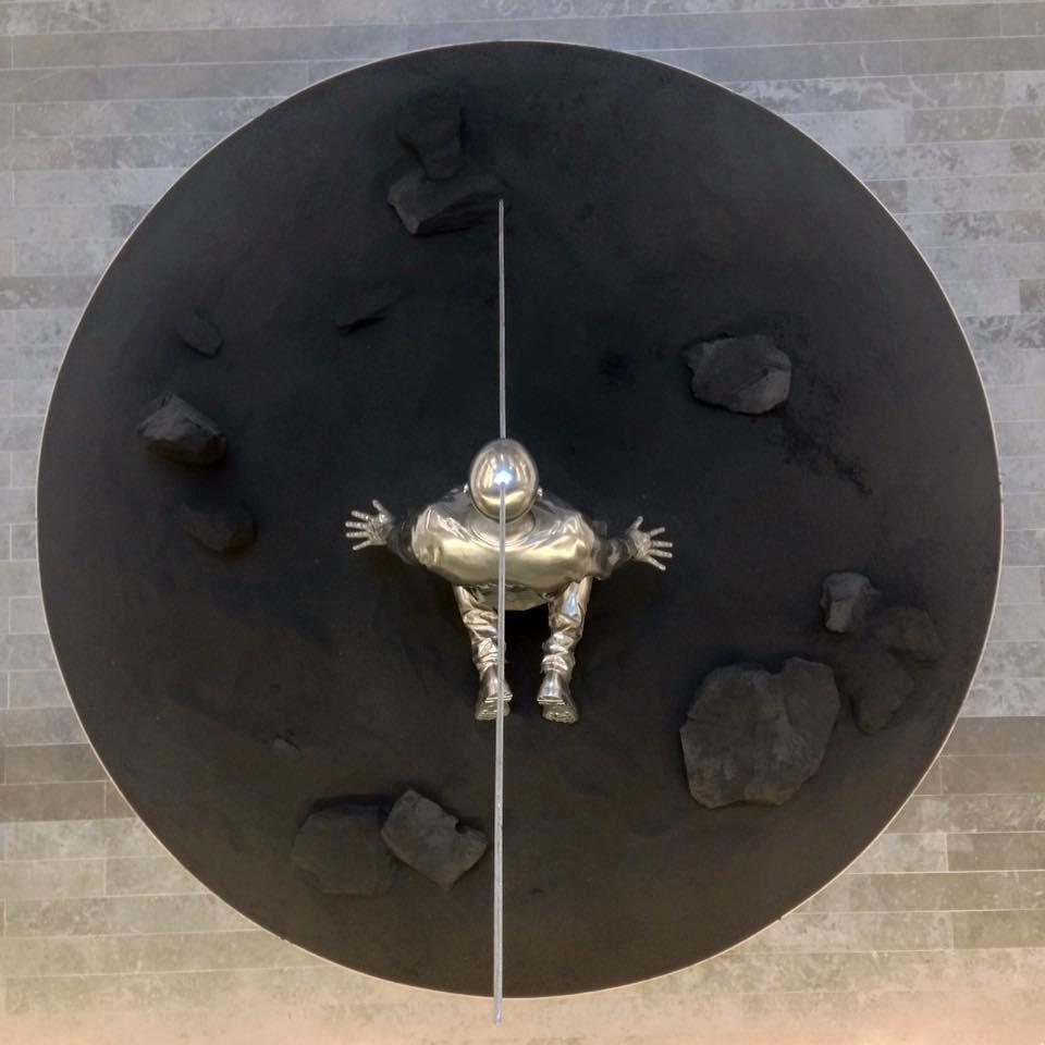 Le Hasard roi – Installation d'Hervé ALL